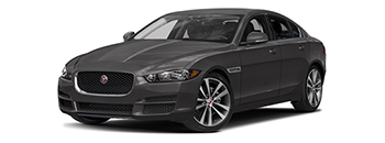 Luxury Sedan (Chauffeur Drive Service)