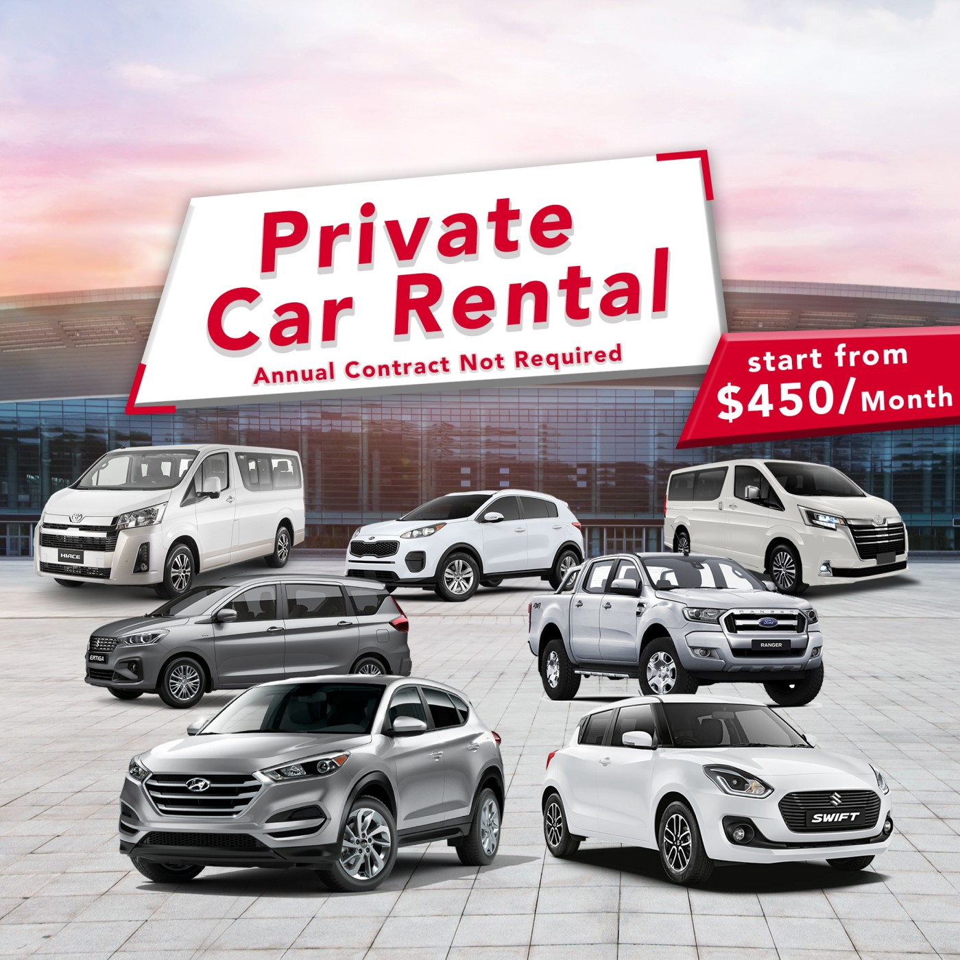Car hire offers from Avis
