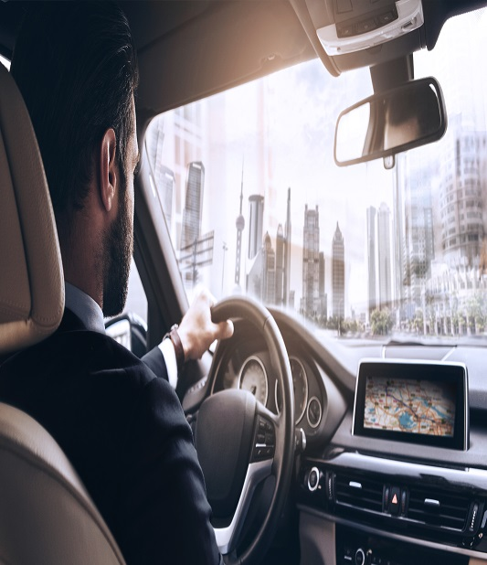 First Class Experience With Avis Chauffeur Drive